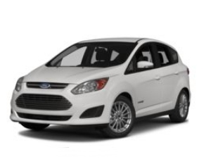 2014 Ford C-Max SEL 4dr hatch vs. 2013 Smart fortwo Electric Drive convertible