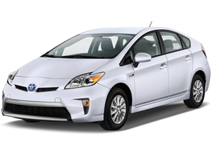 2013 Toyota Prius Four 4dr hatch vs. 2014 Ford C-Max SEL 4dr hatch