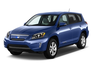 2013 Toyota RAV4 EV 4WD – Specs and Expert Reviews