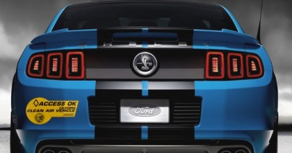 Ford Mustang Hybrid – Coming Soon?